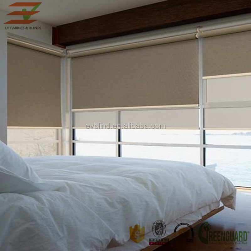 High quality hotel sunproof blackout curtain