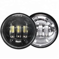 High quality !!! 4.5'' fog lamp for harley motorcycle