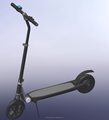 cheap light popular electric scooter ce fcc