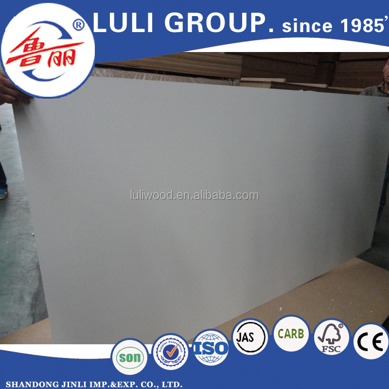 Best Quality Plain MDF/ Melamine MDF 1220*2440mm