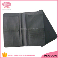 new product leather RFID passport wallet holder