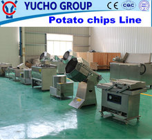 China Big Factory Good Price Potato Chips Manufacturing Companies