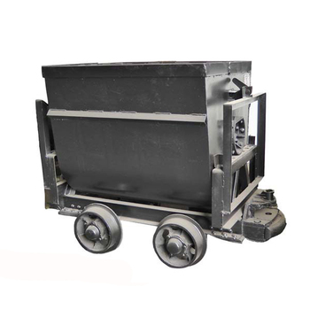 KFU Series Bucket-tipping Rails Wagon, Mines Ores Wagon
