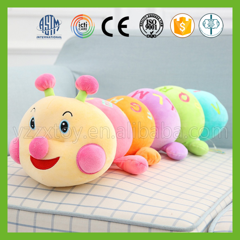 Wholesale stuffed soft lamaze toys plush toys for kids
