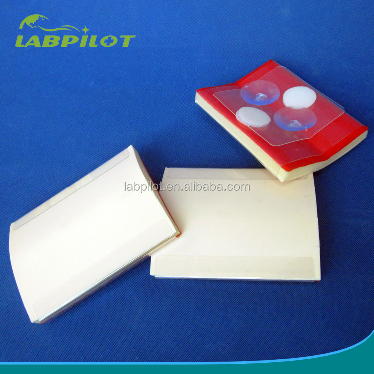 Suture Practice training Pad,Suture Training Module (with base)