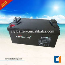 UPS Battery AGM Lead Acid Battery 12V 220AH
