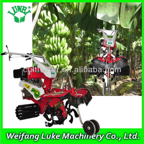 2013 hot sales!!! diesel and gasoline banana cultivation