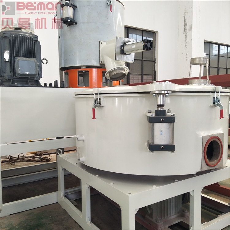 BEIMAN Plastic powder mixing machine <strong>manufacturing</strong> with heating and cooling system