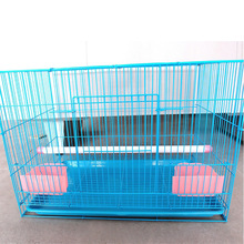 Wholesale PVC Painted Bird Cage Parrot Cage