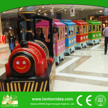 Super fun thomas mini electric kids ride indoor mall train trackless for sale