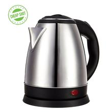 wholesale superior manufacturing process insulated electric kettle, 1.5 electric novel kettle 220v outdoor electric kettle
