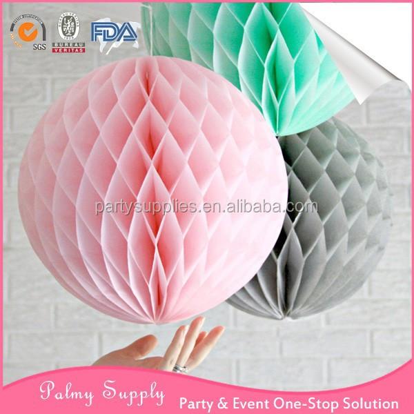 Объемные шары из бумаги своими руками фото