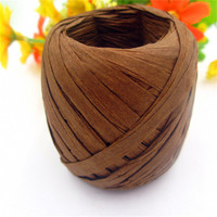 Excellent quality gift wrapping paper ribbon roll for bows