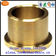 Customized bronze bearing steel backed bushing ISO9001:2008
