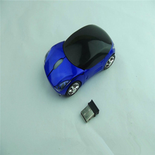 2.4Ghz optical mouse PC laptop computer accessories wireless mouse fashion super car shaped mouse