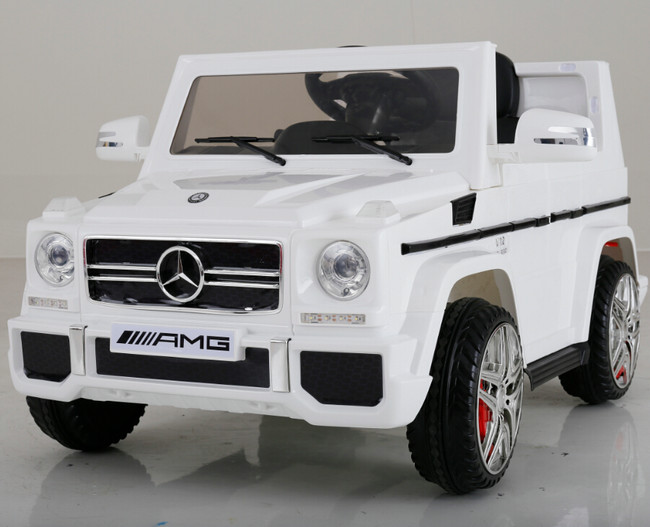Mercedes G65 Licensed Ride On Car Kids Ride On Toys For 8 Year Olds