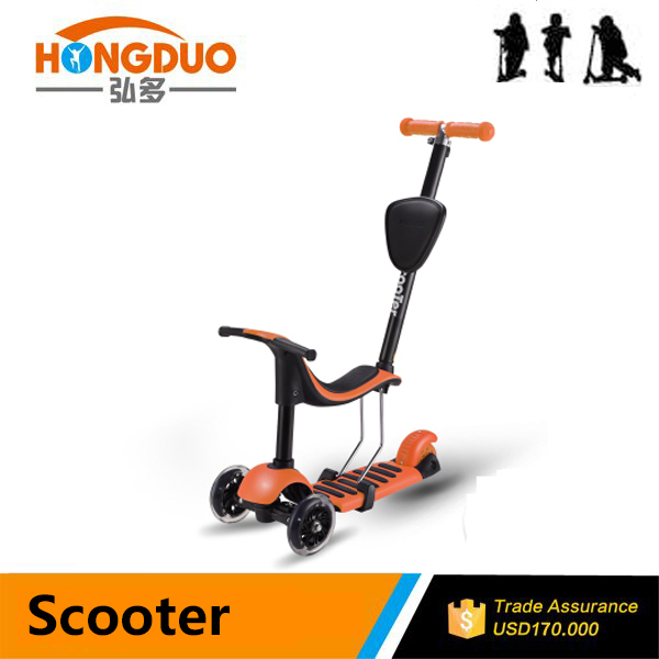 3 wheel scooter for adult/kick scooter