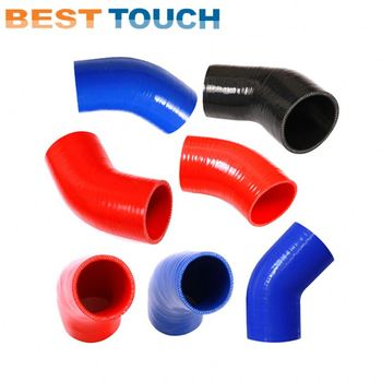 "Rodeo TF V6 98-03 4.5"" 114mm Silicone 90 degree Elbow Hose For HOLDEN"