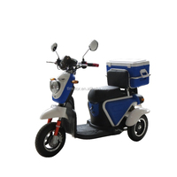2016 china made 350w 48v electric cargo mobility scooter