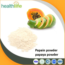 Natural factory supply fresh papain enzyme powder