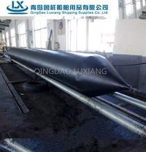luxiang brand NO.1- 1.2*15m ship marine pneumatic rubber airbag
