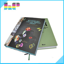 Hardcover Art Book Printing, Thread Sewn Binding, professional book China printer