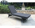 Factory Best Price Top Sale Lazy Sun Beach Bed, Outdoor Pool Bed