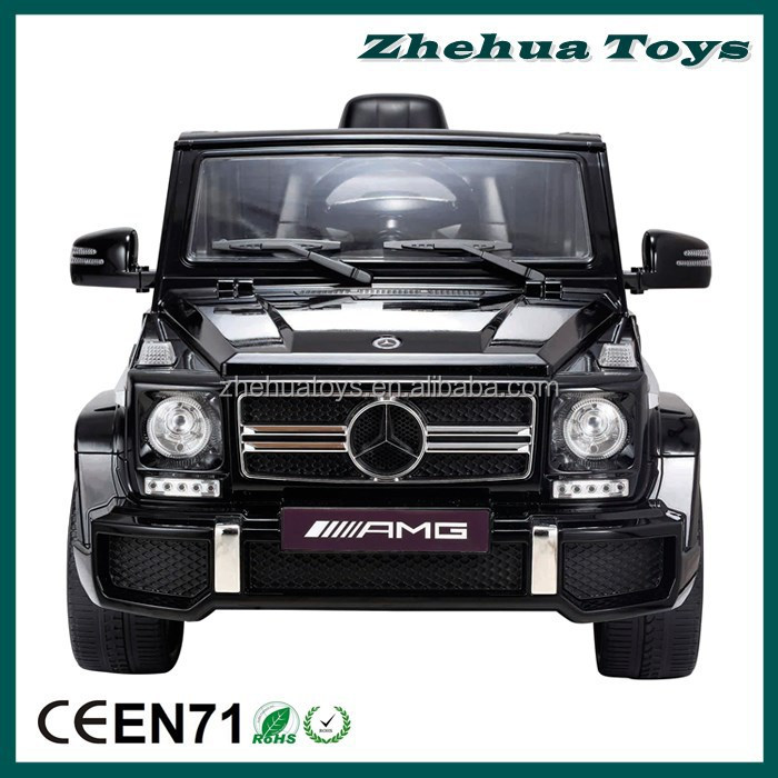 Hot Sell Remote Control Baby Electric Car Licensed Ride on Car Mercedes Benz G63