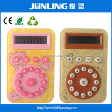 8 digit electronic mini calculator pocket promotion gift calculator
