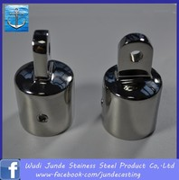 Marine Hardware Stainless Steel Top Cap