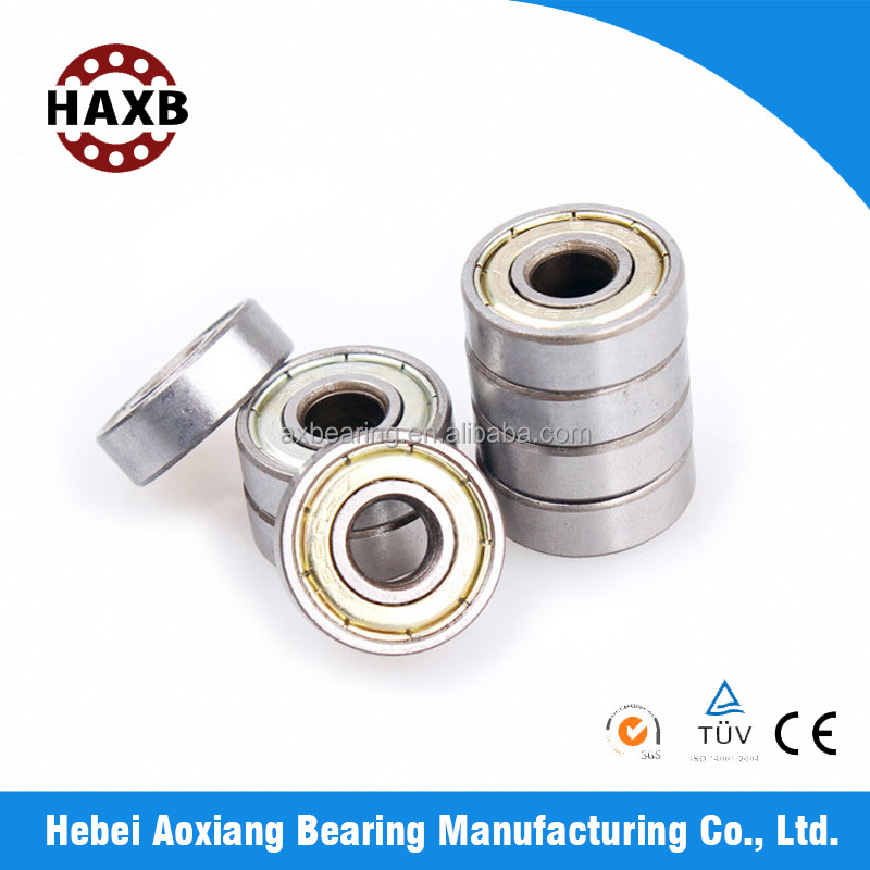 High Quality Wheel Motorcycle 6*19*6 mm Roller Bearings