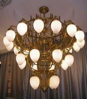 Vintage Chrom Copper Best Selling Hotel and Living Room Pendant Lighting