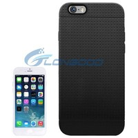 Cheap New Honeycomb Silicon Cell Phone Case For IPhone 6 (IP6-009)