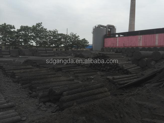 graphite electrode scrap used as additive and conduction material in steelmaking and casting industry