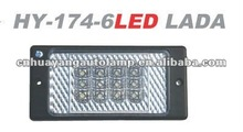 new led lada fog lamp for russian ,driving light,auto light