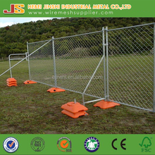 Cheap portable fence chain link panels