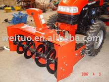 tractor front mounted snow blower