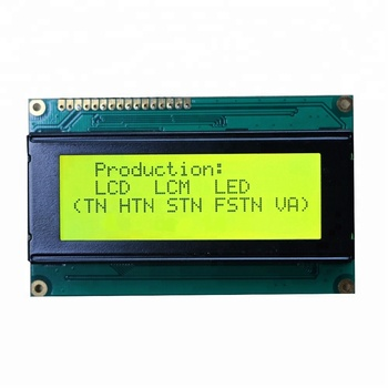touch sreen round LCD display panels
