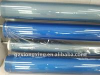 2014 on sales colorful super clear pvc film