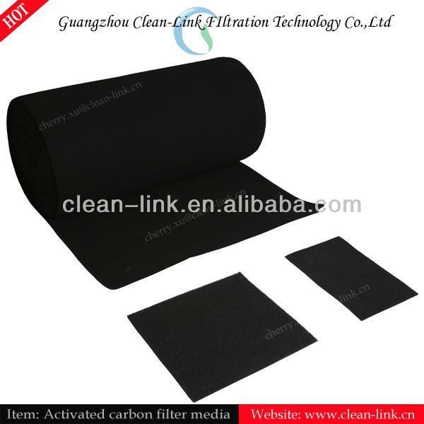 Activated carbon fiber felt/ carbon fiber for sale
