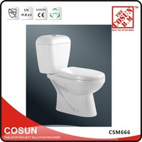 Sanitary Ware Bathroom Commode Toilet