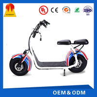 high speed big tyre 60v 1000w electric battery powered motorcycle