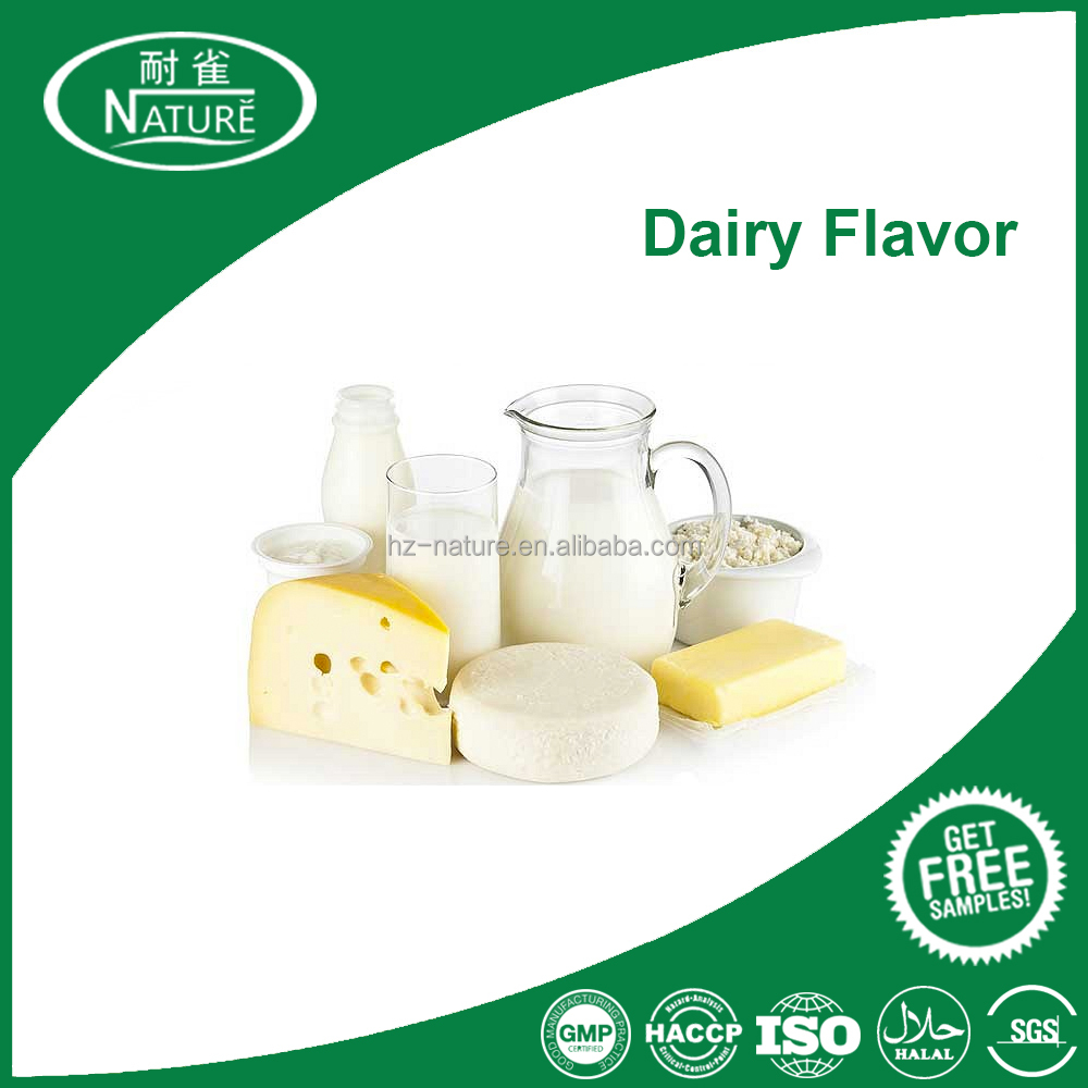 Food and beverage dairy flavor milk yogurt flavor