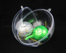 clear plastic ball cases