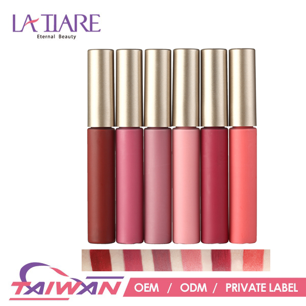 Make your own lip gloss matte private label
