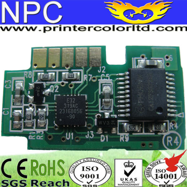 1.5K hot sale mlt d101s Toner reset chip for Samsung ml-2165 2160 3400