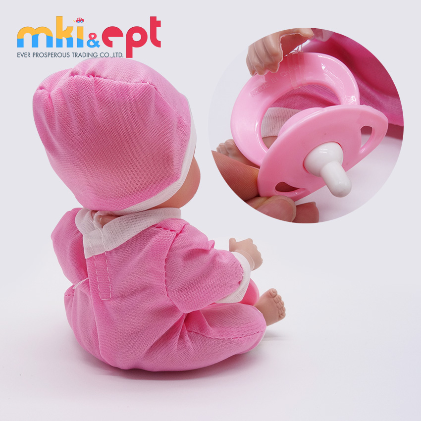 8' cute cheap silicone doll baby doll real doll baby toy in low price