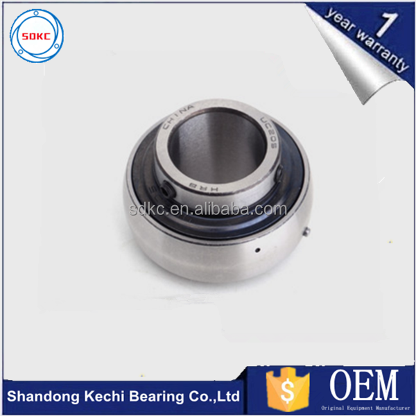 Trade Assurance China Factory Supply High Quality UC205 Pillow Block Bearing