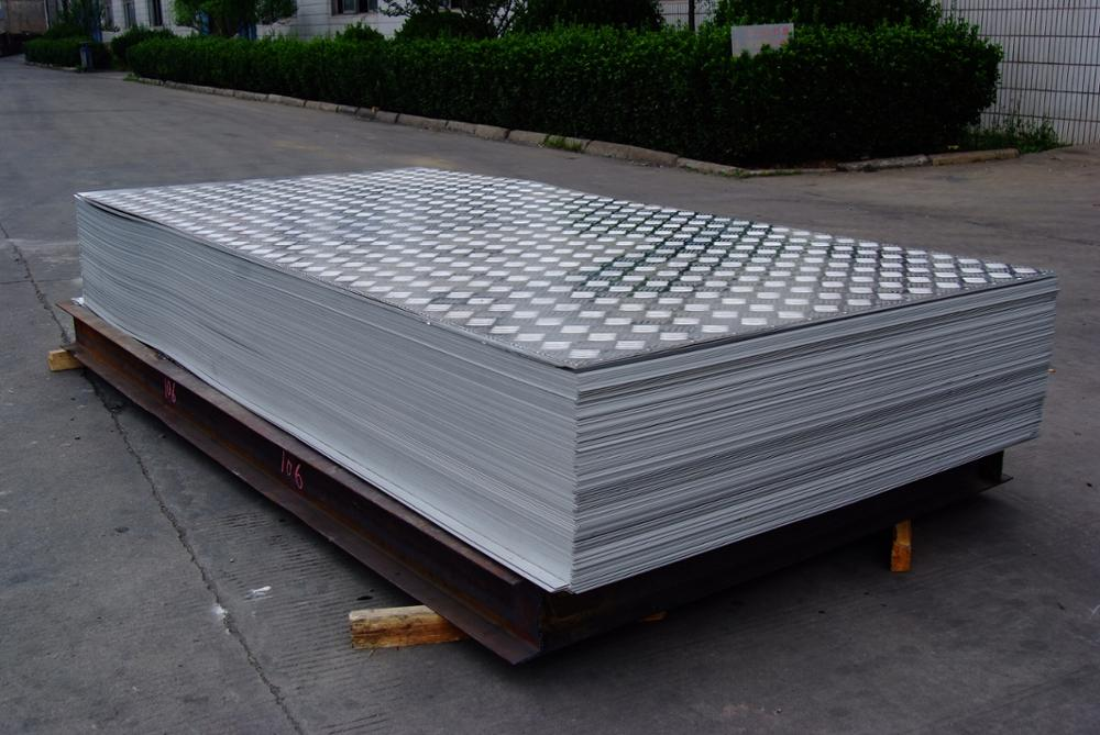 wholesale H24 H18 H14 corrugated prices of 4x8 marine grade aluminum tread sheet coil plate for boat
