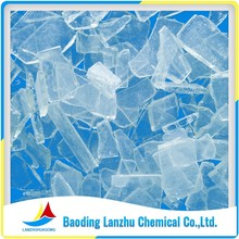 LZ-7007 Light Yellow Solid Flake Apperance Water Soluble Acrylic Resin